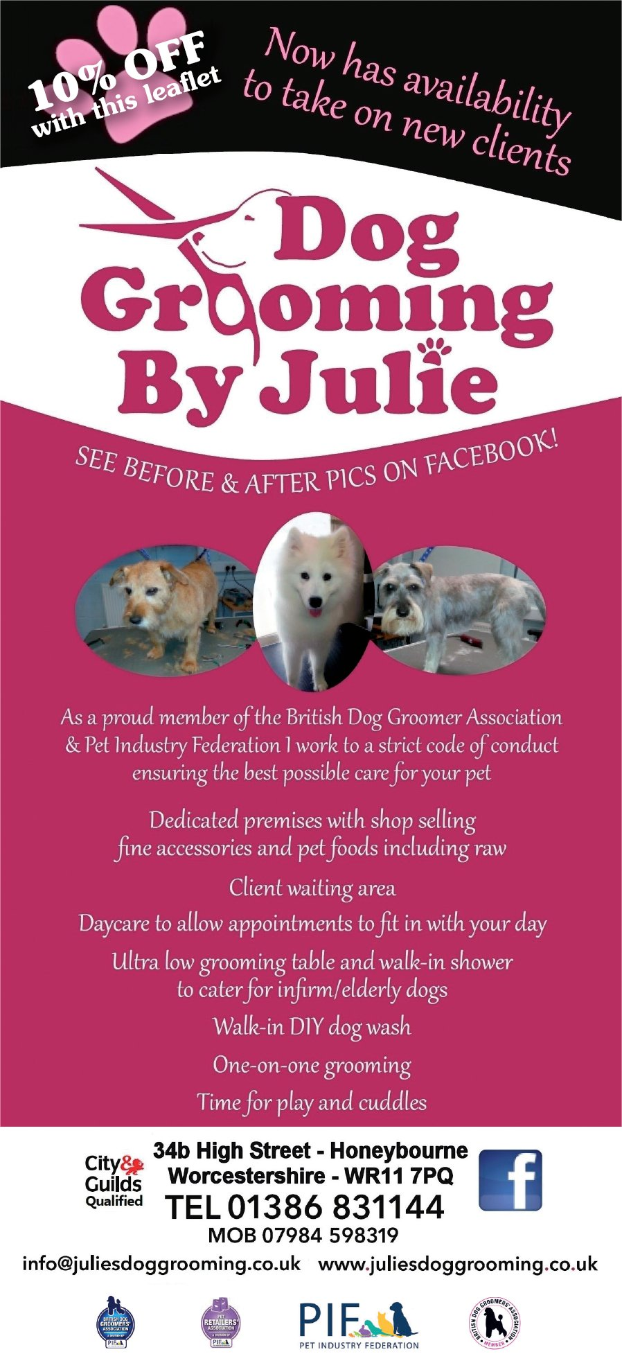 Dog Grooming Software Free